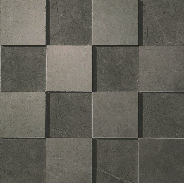 Плитка Италия Marvel Grey Mosaico 3D см 30х30