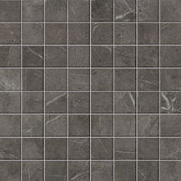 Плитка Италия Marvel Grey Mosaico Matt см 30х30