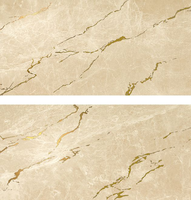 Плитка Marvel Edge Vein 1 Elegant Sable Gold 40х80