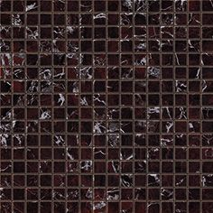 Плитка Marvel Edge Mosaico Red Luxury Lapp 30х30
