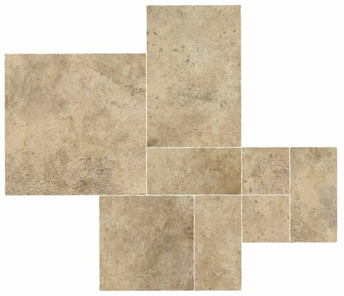Aix Beige Kit Multiformato Tumbled (A04Y)