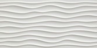 Плитка 3D Wall Design Dune White Matt 40х80