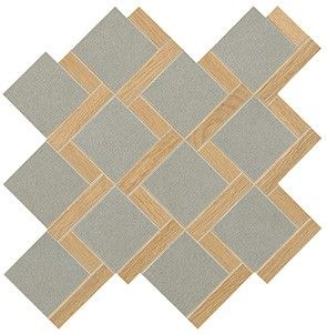 Плитка Atlas Concorde NID Natural Mosaico Domino 29.7x30.6 Matt 29,7х30,6