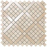 Плитка Marvel Pro Travertino Alabastrino Diagonal Mosaic 30,5х30,5