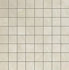 Плитка Marvel Edge Mosaico Imperial White Matt 30х30