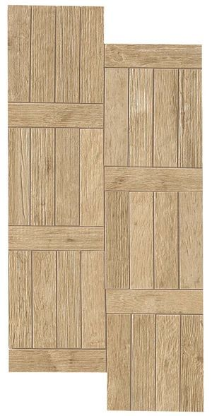 Плитка Axi Golden Oak Treccia 28х53