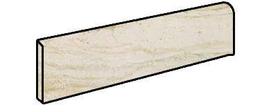 Плитка Suprema Ivory Battiscopa 7,2х60