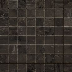 Плитка Marvel Edge Mosaico Absolute Brown Matt 30х30