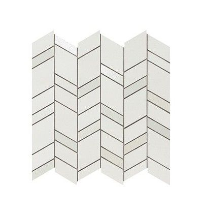 Плитка MEK Light Mosaico Chevron Wall (9MCH) 30,5х30,5