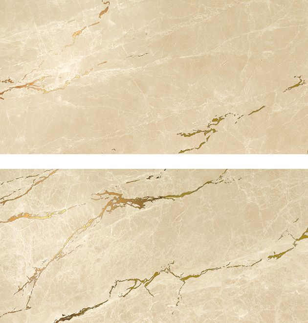 Плитка Marvel Edge Vein 2 Elegant Sable Gold 40х80