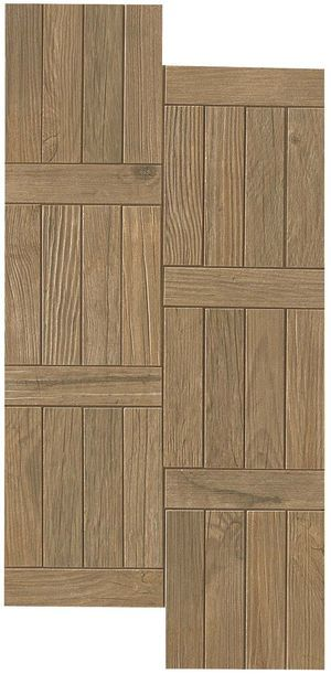 Плитка Axi Brown Chestnut Treccia 28х53