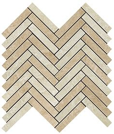 Плитка Force Light Herringbone Mosaic 29,8х29,3