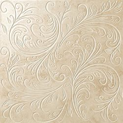 Unica Beige Leaf