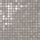 Плитка Marvel Pro Travertino Silver Mosaico Lapp. 30х30