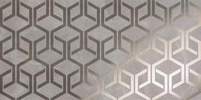 Плитка Marvel Pro Grey Fleury Hexagon 40х80