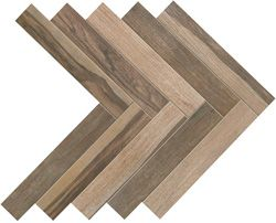 Плитка Etic Quercia Antique Herringbone 36,2х41,2
