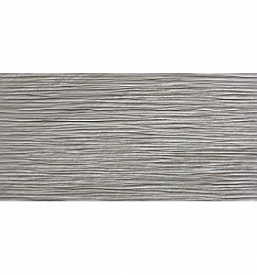 Плитка Brave 3D Wave Grey Matt. Rett. 40x80