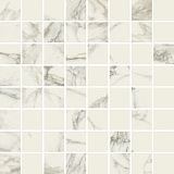Charm Deluxe Arabescato Mosaic Lux