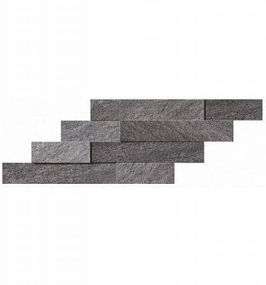 Плитка Brave Grey Brick 3D Matt. Rett. 29x59