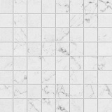 Marvel Stone Carrara Pure Mosaico Matt
