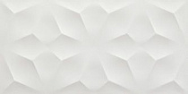 3D Wall Design Diamond White Matt