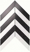 Плитка Marvel Stone Chevron Cold Wall 30,5х25